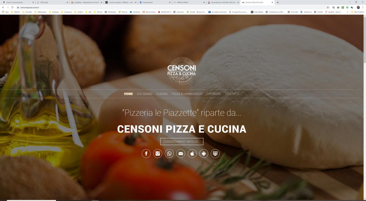 Censoni Pizza e Cucina
