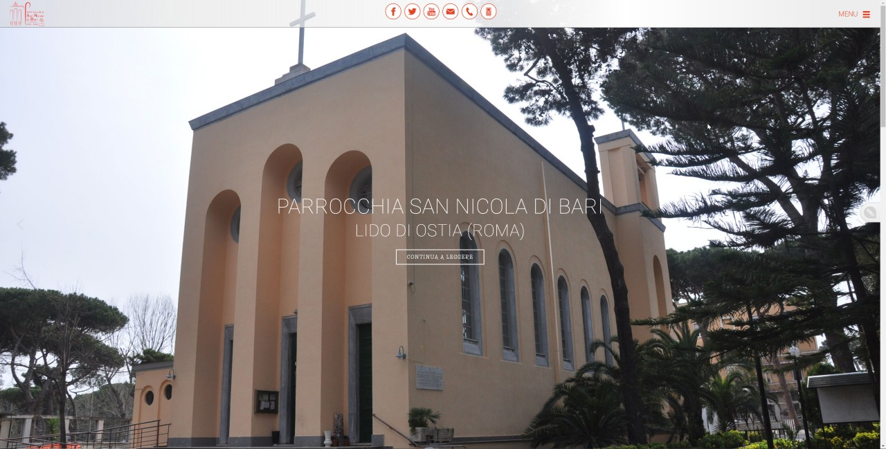 Parrocchia San Nicola Ostia
